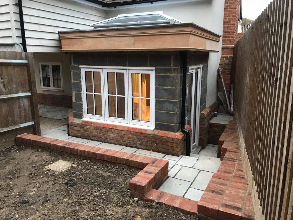 Extension on property
